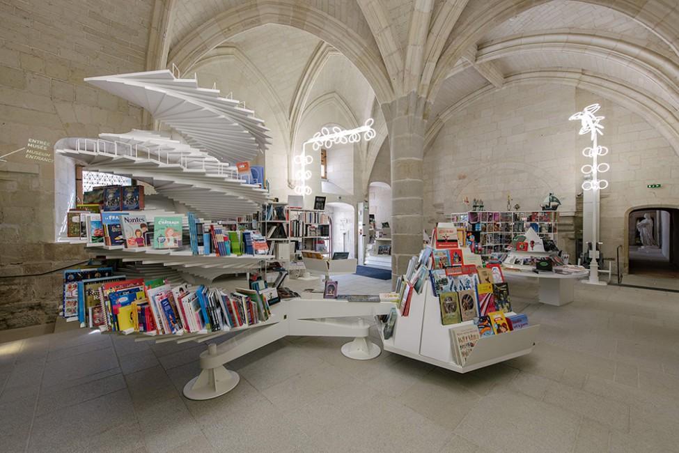 La librería-tienda