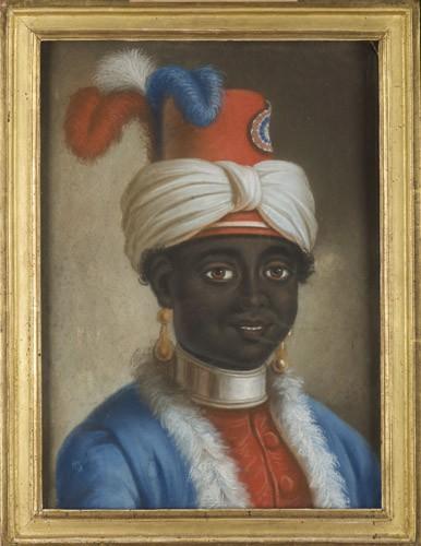tableau provenant des collections du musée