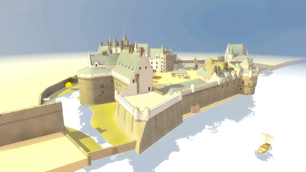 Le Château 3D