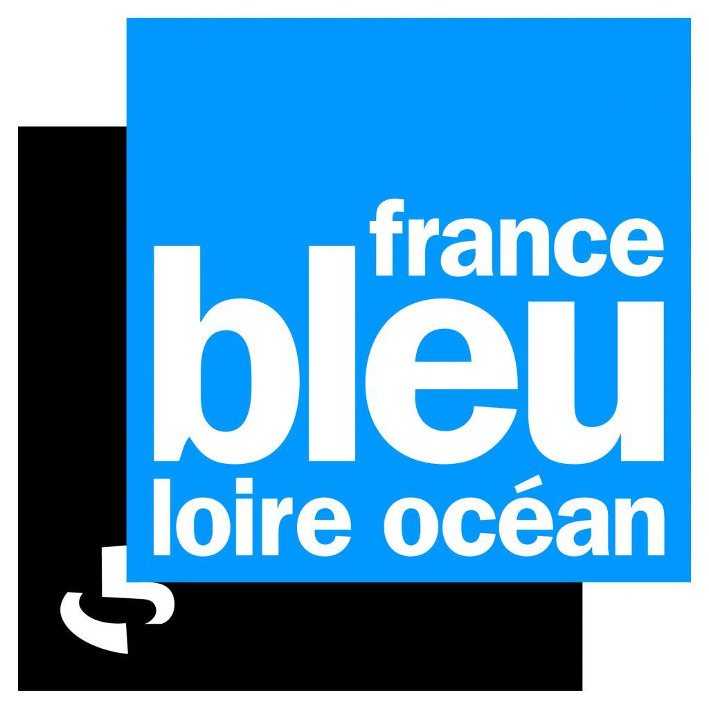 logo france bleu Loire océan