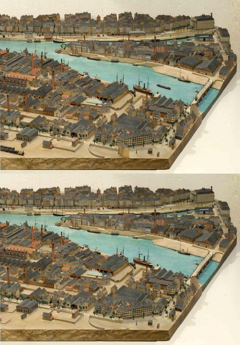 Pierre-Auguste Duchesne, « Le port de Nantes »